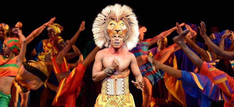 Lion King Dallas