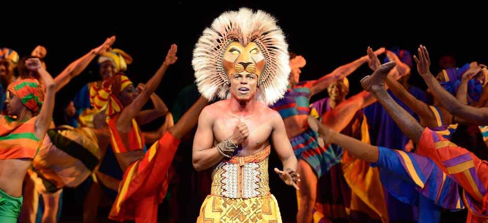 Lion King El Paso